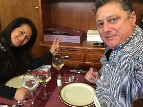 Sant Just Desvern, Espagne : Un recuerdo de la excelente comida!
