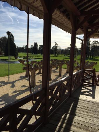 Restaurant du Golf Sporting Club