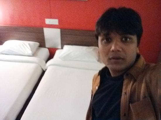 Ginger Hotel Guwahati: double occupancy room