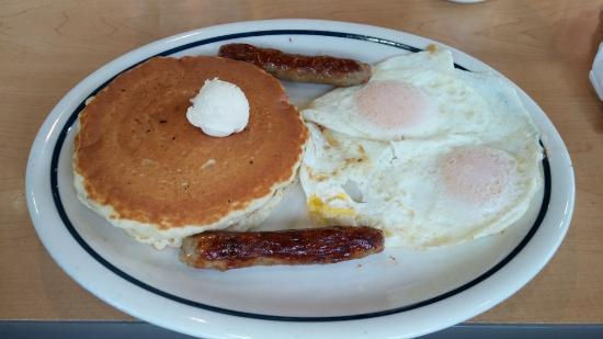 senior 2x2x2, IHOP, Sunset Blvd, Lexington, SC, Feb 2016