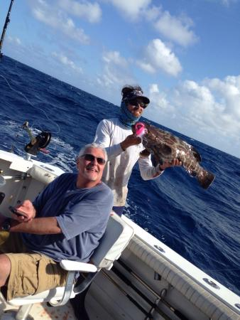 Charter Boats Linda D.: Just one more amazing day with Captain Billy and maybe Adam. It doesn't get any better than this