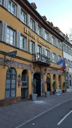 Hotel Cour du Corbeau Strasbourg - MGallery Collection: 20160125_162005_large.jpg