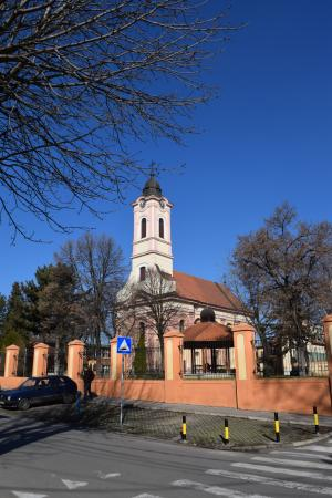 ‪Holy Trinity Church‬