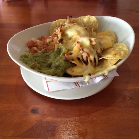 Johannesburg, Afrika Selatan: Nachos