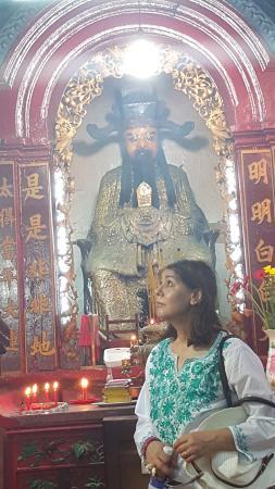 Emperor Jade Pagoda (Chua Ngoc Hoang or Phuoc Hai Tu): Emperor Jade Pagoda
