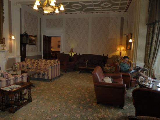 Watermillock, UK: Guest lounge