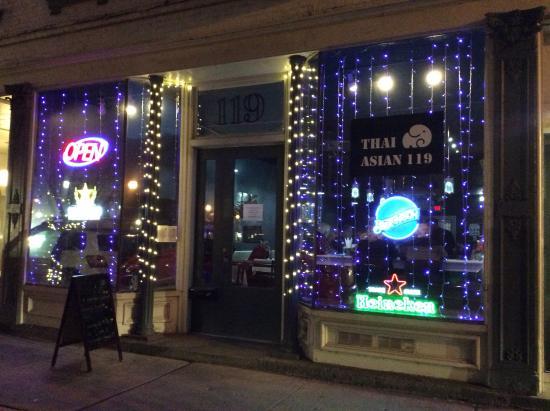 Horseheads, NY: Nice decorations