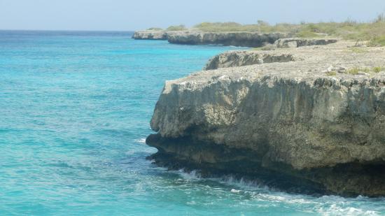 Kralendijk, Bonaire: Landscape inside de national park