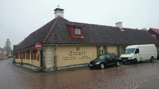 Ventspils, Letonia: Zitari