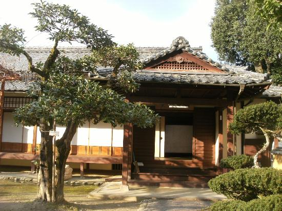 The Ruins of Residence of Toju Nakae - Shitoku Do
