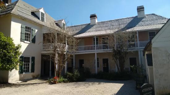 rear entrance to the house picture of the ximenez fatio house st rh tripadvisor com