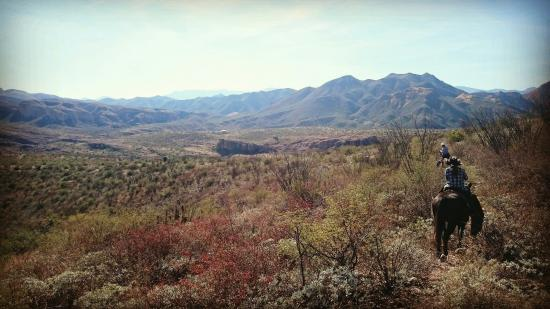 Sonora, Mexico: Tierra Chamahua EcoAdventures at Rancho Los Banos