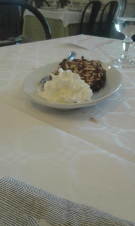 Vignola, إيطاليا: Salame dolce