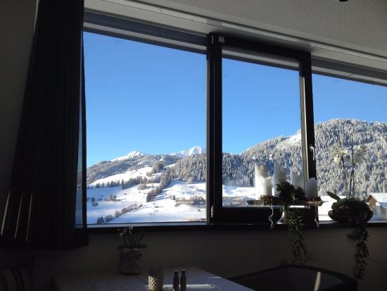 Fiss, Austria: Panoramablick
