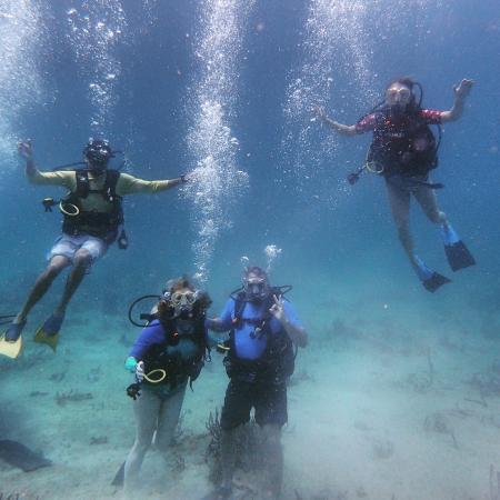 La Buga Dive Center & Surf School: Had so much fun!!