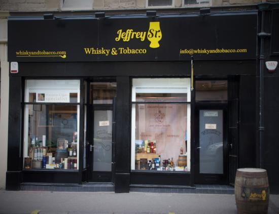 ‪Jeffrey st. Whisky and Tobacco‬