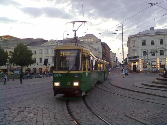 赫尔辛基有轨电车