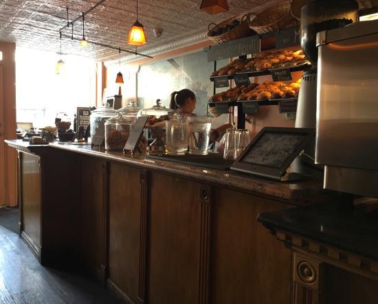 The Hoboken Gourmet Company: Counter