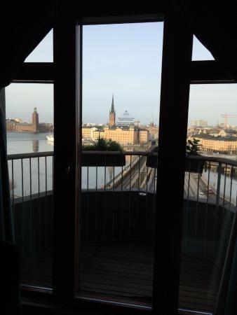 Hilton Stockholm Slussen: Blick
