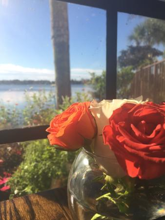 Sebring, FL: View and breakfast was great. Hope to stay again!