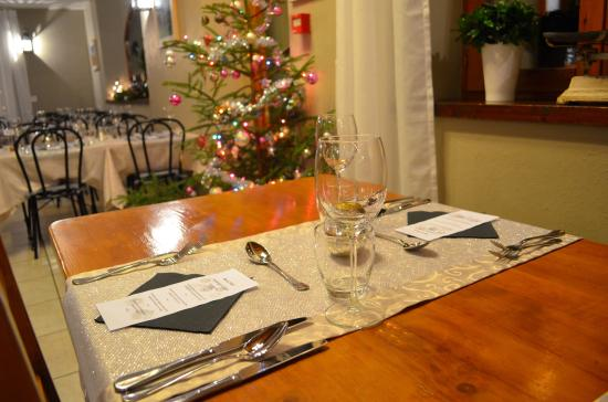 Oz en Oisans, France : restaurant