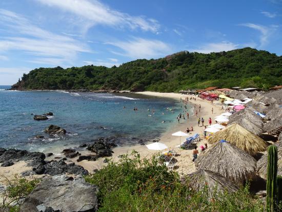 Ixtapa Island (Isla Ixtapa): Snorkeling beach