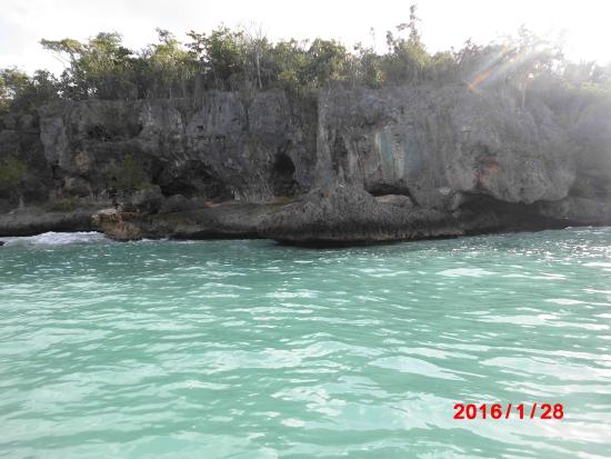 Bayahíbe, República Dominicana: Grottor