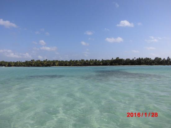 Bayahibe, Δομινικανή Δημοκρατία: Helt fantastiska ställen