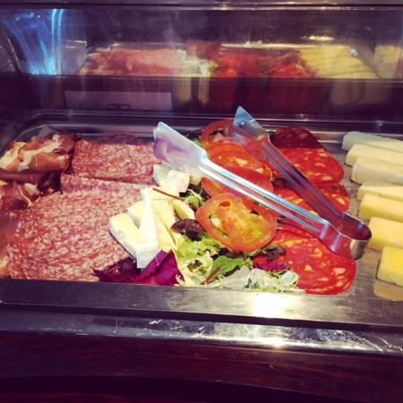 The Marine Hotel | Whitstable | Cold Meats and Cheese