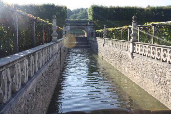 Villandry, Francia: Canale