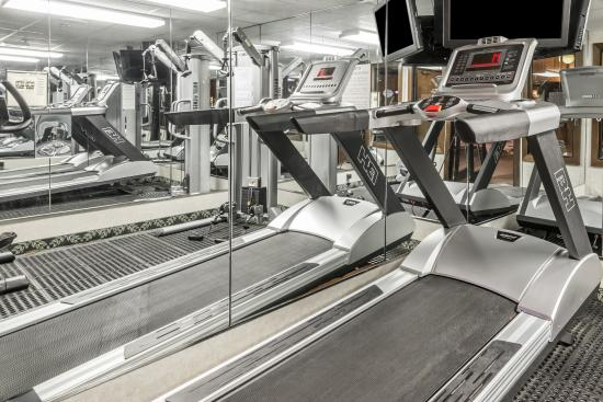 Cambridge, OH: Fitness Room