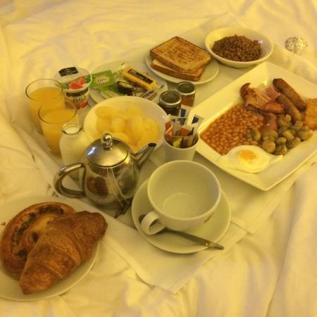 Handforth, UK: Amazing food