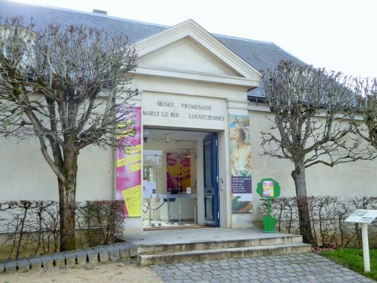 Marly-le-Roi, France : le musée