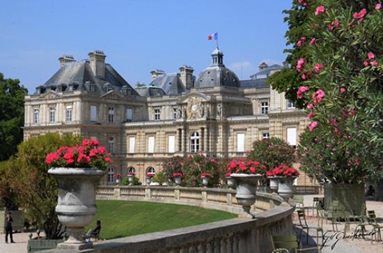 Paris, Frankrike: Le palais