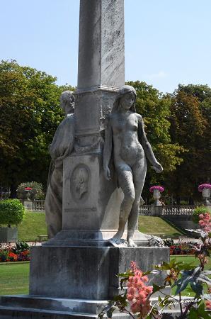Paris, Frankrike: Grâce