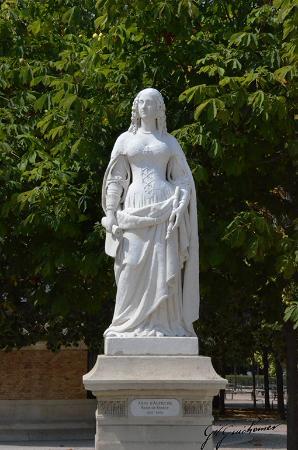 Paris, Frankrike: Anne d'Autriche