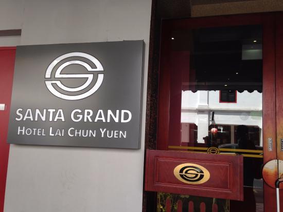 Gambar Santa Grand Hotel Bugis