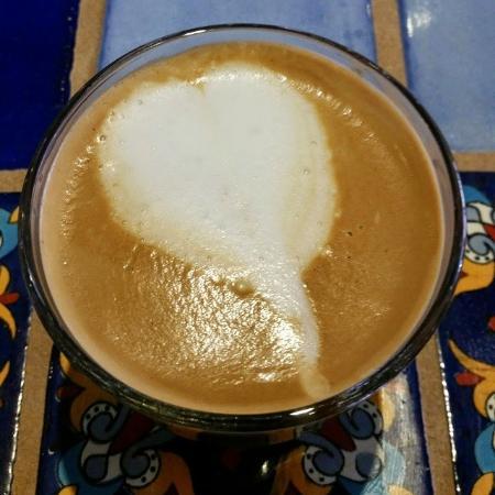New Brunswick, NJ: Cappuccino