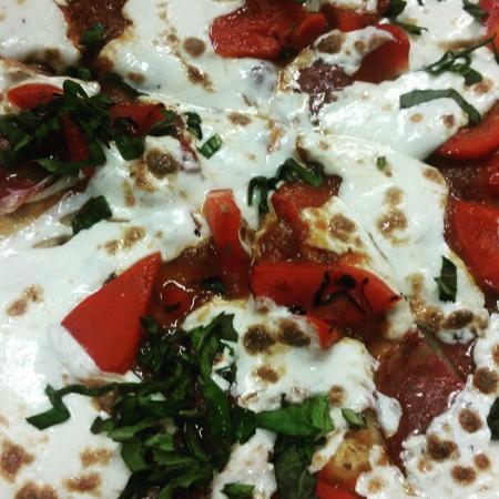 New Brunswick, NJ: Pizza Espagnol
