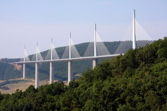 picture of millau viaduct millau tripadvisor. Black Bedroom Furniture Sets. Home Design Ideas