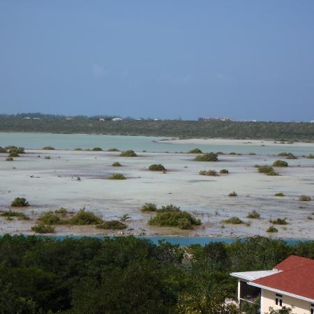 Long Bay Beach, Providenciales: view