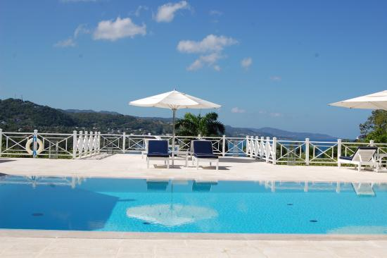 Hopewell, Jamaica: cottage 16 private pool and patio