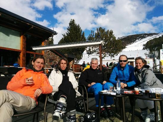 Grau Roig, Andorra: Restaurant Piolet