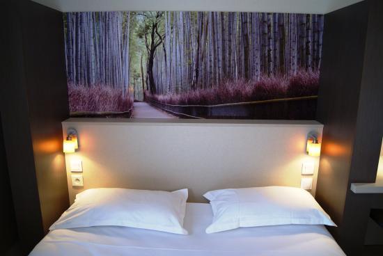 P'tit Dej-Hotel Clermont-Ferrand: Chambre Double