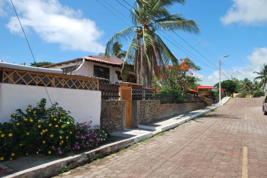 Villa Laguna: exterieur