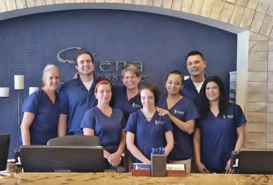 Frisco, TX: Siena Employees
