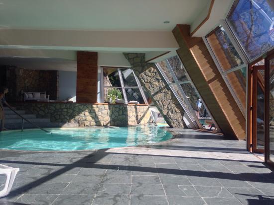 Sol Arrayan Hotel & Spa: Excelente hotel, buen servicio. Y una hermosa vista.
