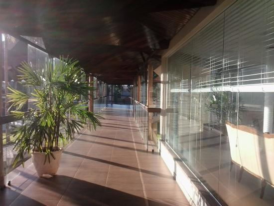 Recanto Cataratas Thermas Resort & Convention: Externa