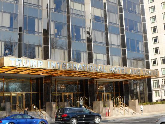 hotel review reviews trump international tower york city