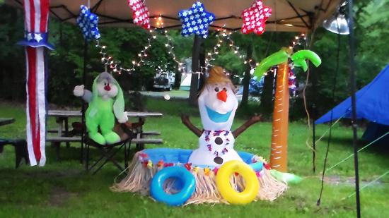 "New Holland, PA: Fun ""In Summer"" on the 4th of July"